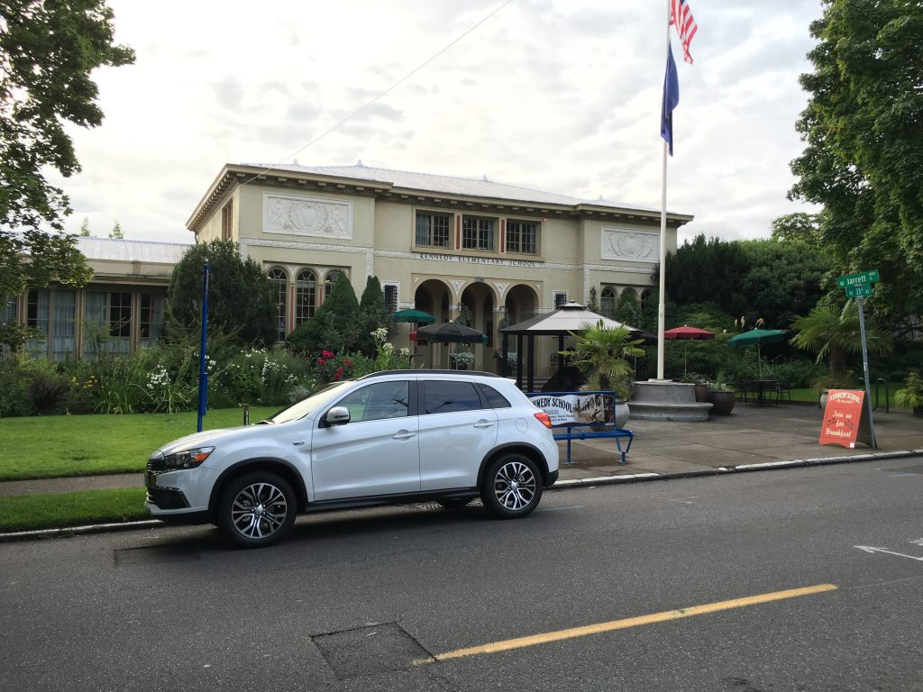 Portland Road Trip in the 2016 Mitsubishi Outlander Sport